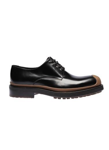 İnci %100 Deri Klasik Ayakkabı Siyah